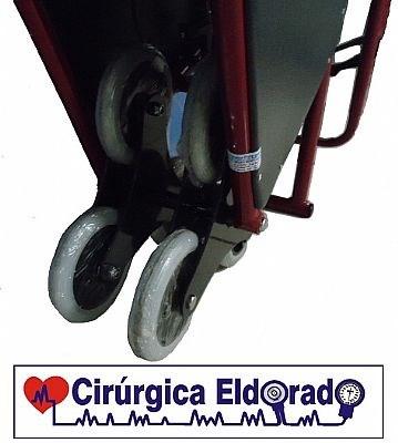 Cadeira de Transbordo Escadas para Ônibus
