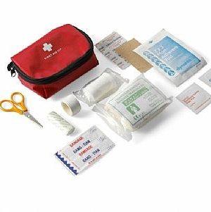 Kit Primeiros Socorros Basico