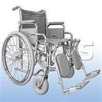 Cadeira Rodas Cap. 100kg C/ Elevacao LY-8A250SEF