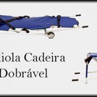 Cadeira Padiola para Resgate