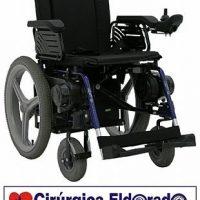Cadeira de Rodas Motorizada Freedom Styles SXM
